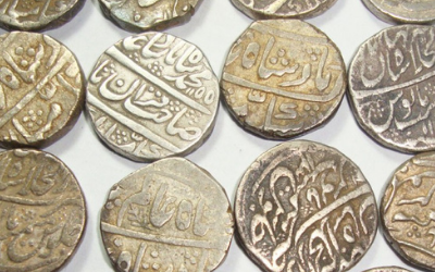 15: The Journey of New World Coins to Mughal India