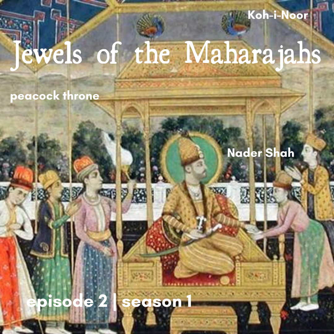 Jewels of the maharajas